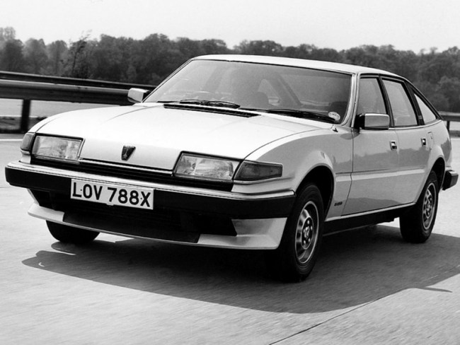 Rover SD1 Series 2