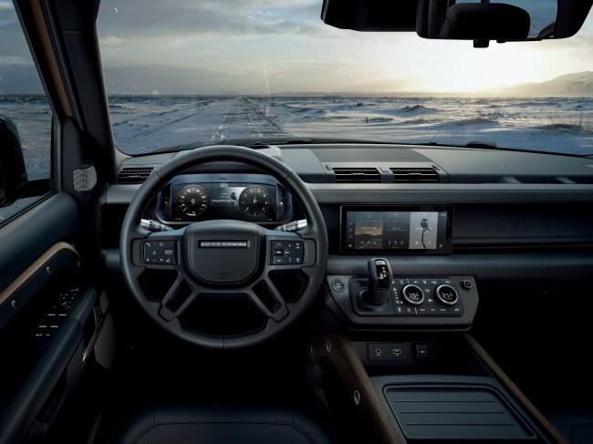 Land Rover 2020