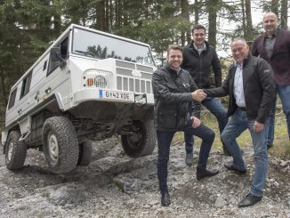 Ineos has contracted Magna to develop the Grenadier 4x4