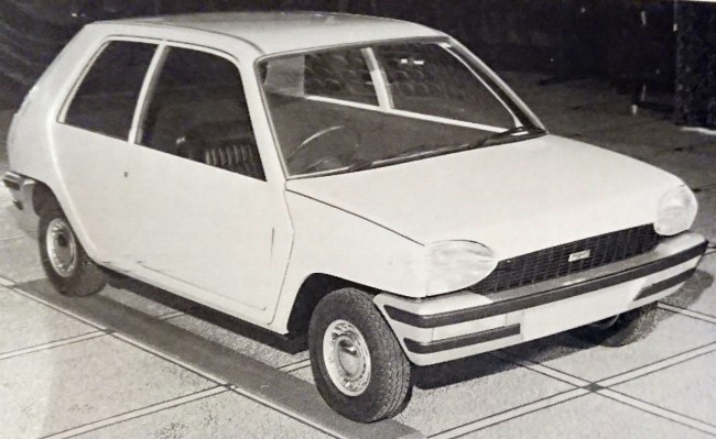 ADO88 proposal by Pininfarina