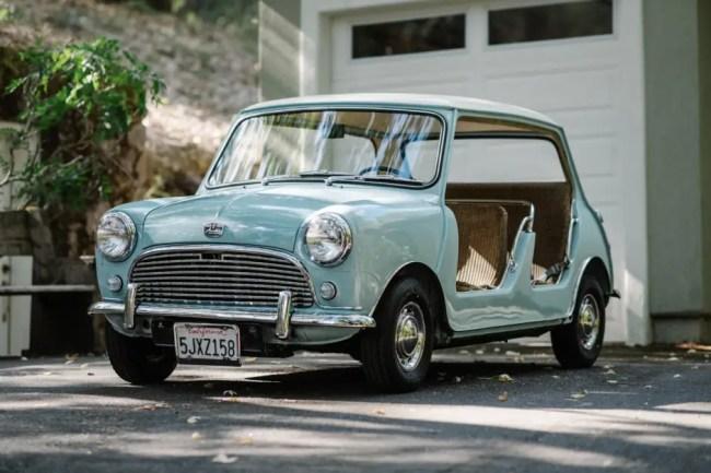 Mini Beach Car on Bring a Trailer