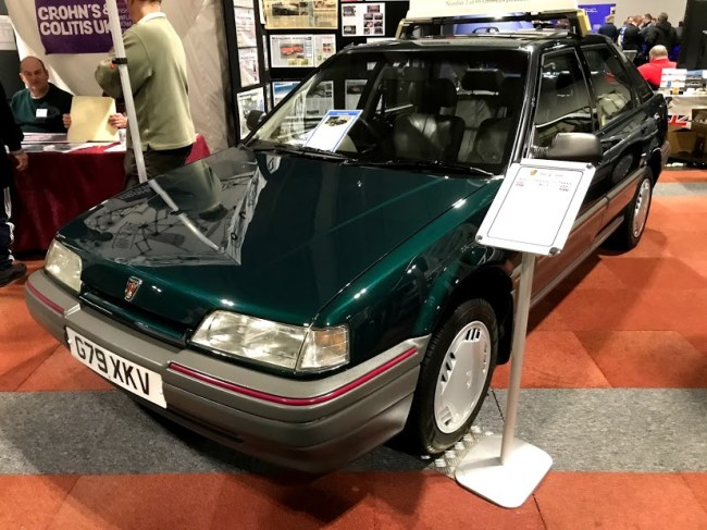 Arguably, the successful Rover 200 (R8) was Rover's high watermark in recent years. It's 30 years old in 2019 and the club celebrated in style.