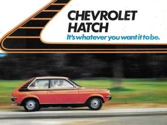 Chevrolet Hatch