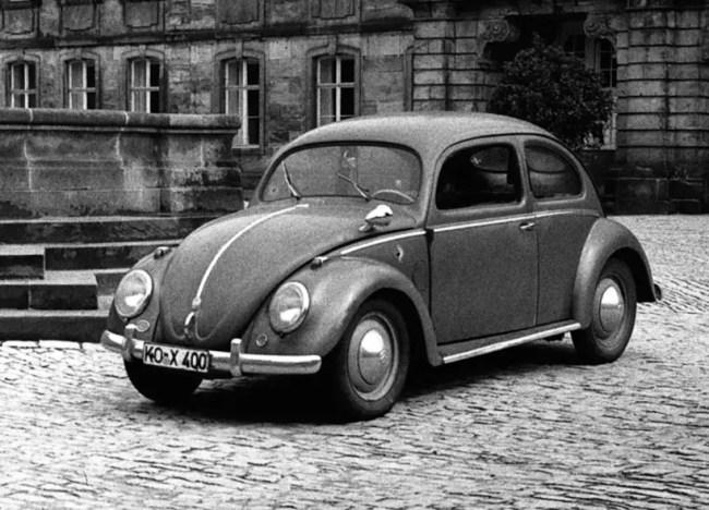 1948 Volkswagen Beetle
