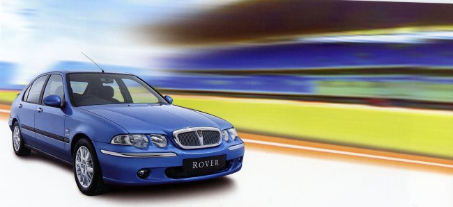 Rover 45 Spirit S