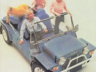 Leyland Moke Californian