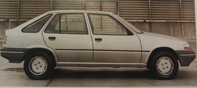 Talbot Arizona styling scheme