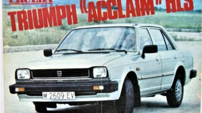 Iberian Triumph Acclaim