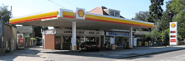 Lavender Hill Garage