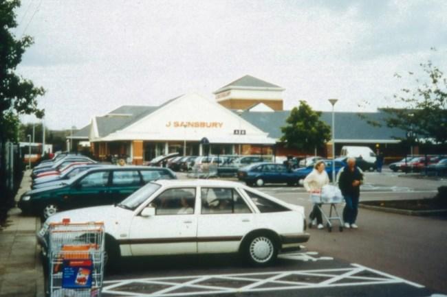 Sainsbury-Camberley