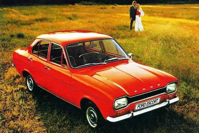 Ford Escort (1968)