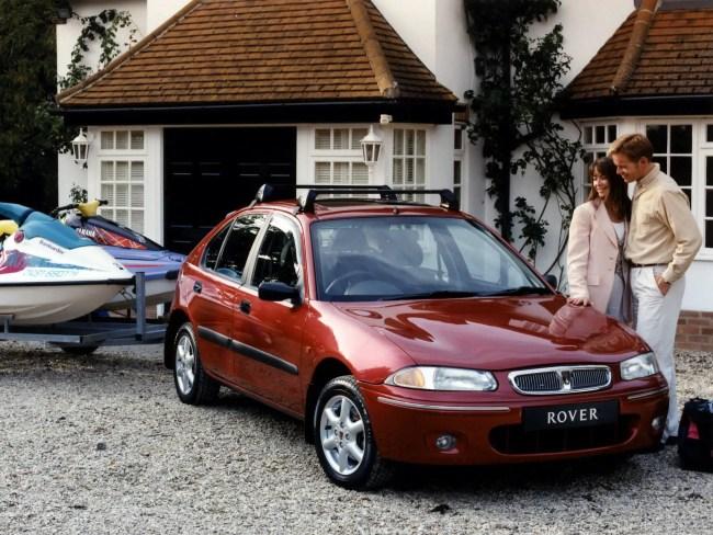 Rover 200 (R3) five-door