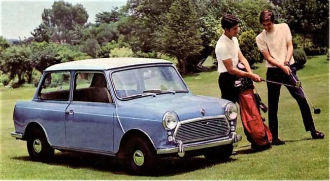 Mini Mk3 South Africa