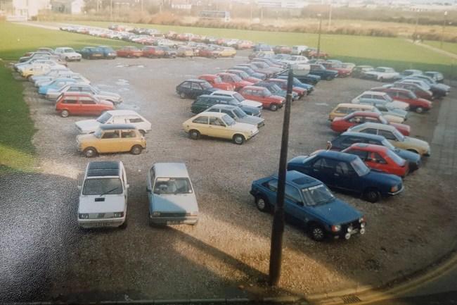 Blackpool 1987