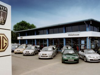 MG Rover dealer