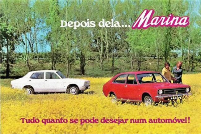 Morris Marina Diesel
