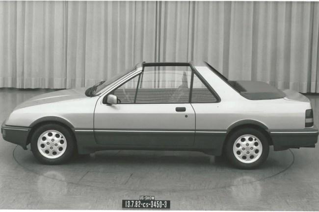 Ford Sierra Targa