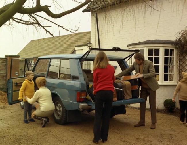 Range Rover 1970