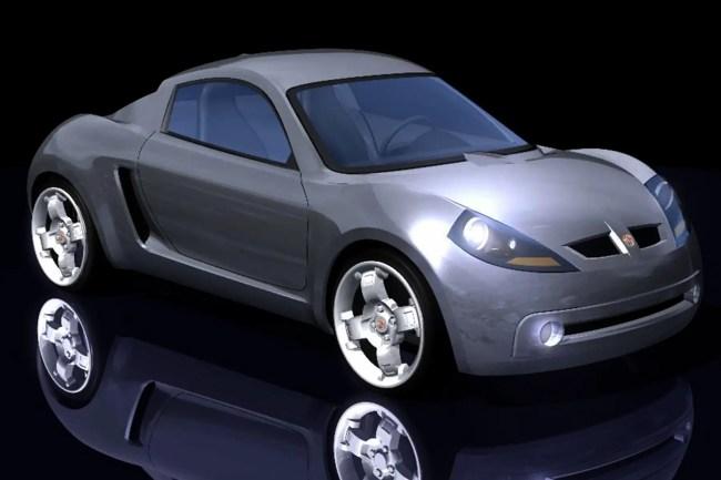 The X120-generation MG Midget