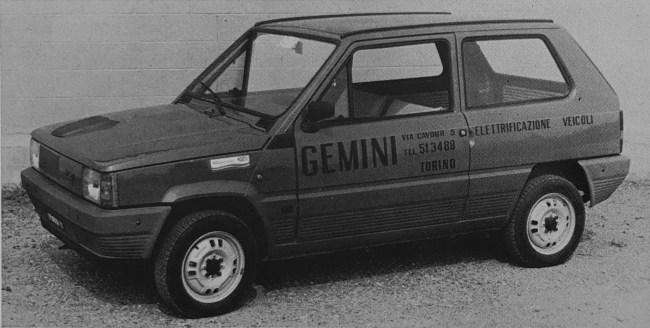 GEMINI Fiat Panda 30