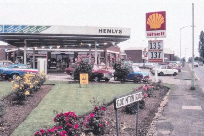 Henleys Ashford