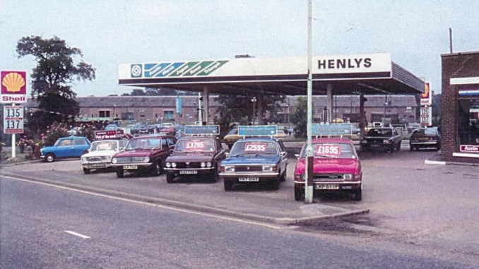 Henlys 1980