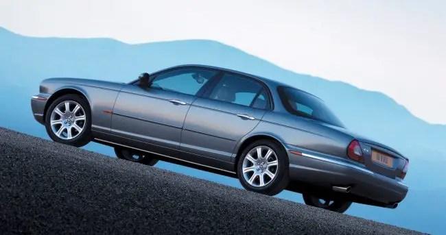 Jaguar XJ 2003