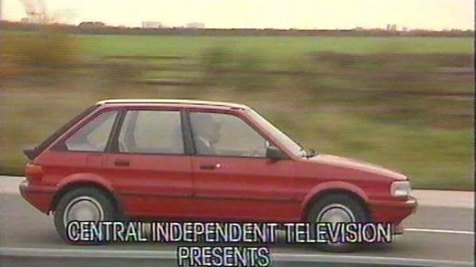 MG Maestro on Crossroads, 1985
