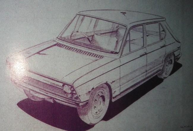 Triumph Supermini