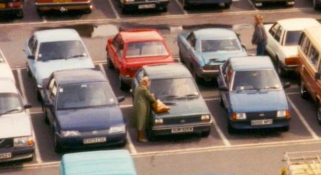 Volvo 240 GLT, Austin Montego, Ford Fiesta, Ford Escort, Vauxhall Cavalier Mk1, Vauxhall Nova Saloon, Toyota Celica, Ford Cortina