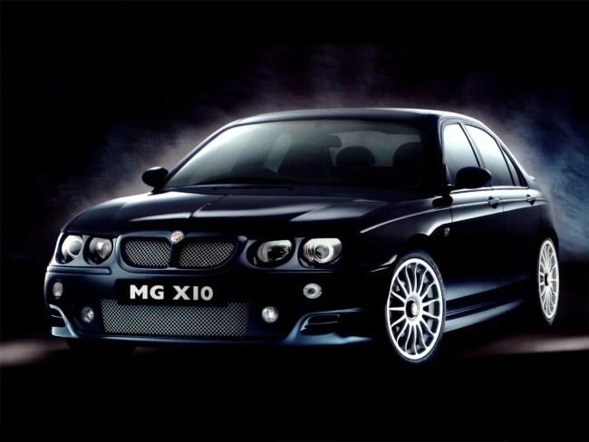 MG X10