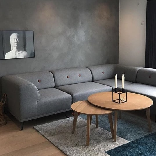 Nomad Dot modulsofa, A Room Above