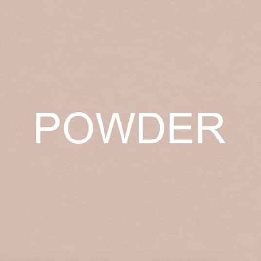 Linoleum, Powder
