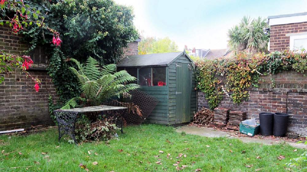Old Garden Shed