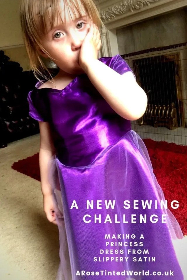 A New Sewing Challenge