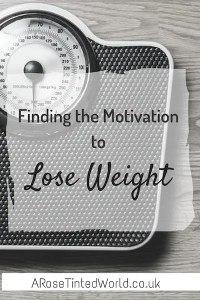 Finding the motivation to lose weight