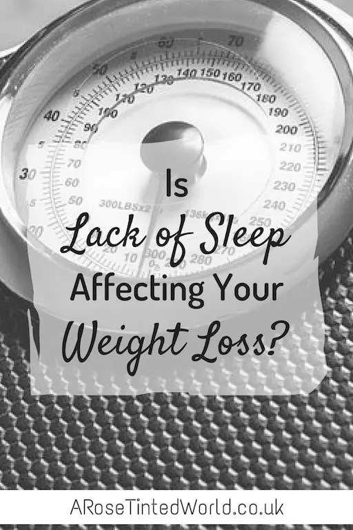 is lack of sleep affecting your weight loss 2