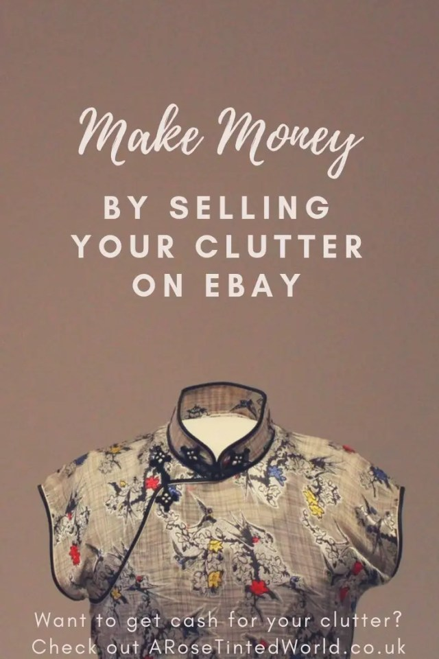 Make Money By Selling Your Clutter on eBay