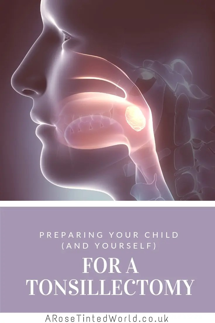 A Child's Tonsillectomy - how to prepare