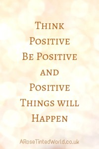 60 Positive Motivational Quotes - Think Positive, be positive and positive things will happen