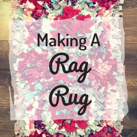 Making a Rag Rug