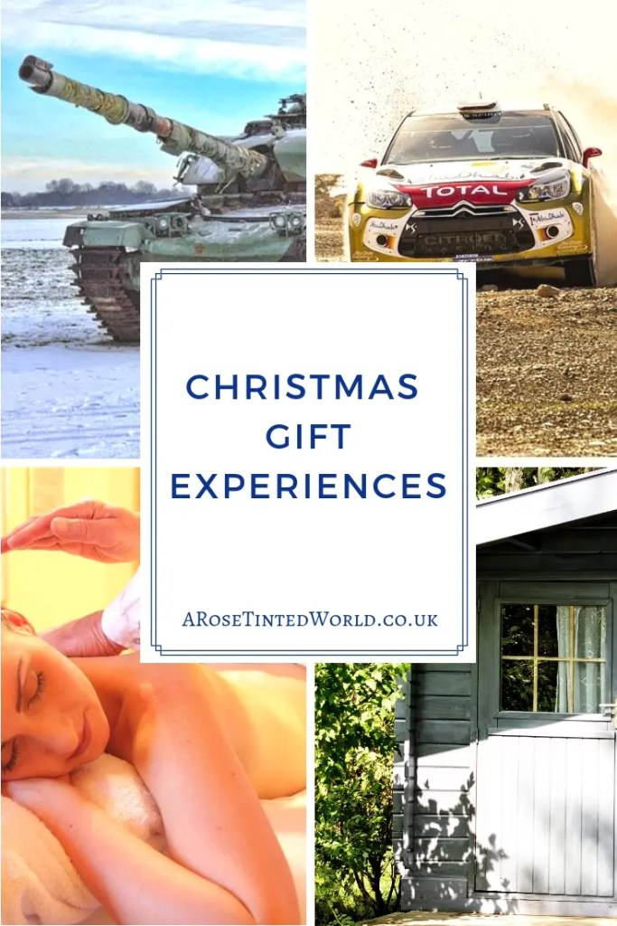 Christmas Gift Experiences