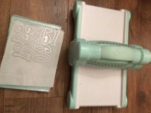 Advent Calendar Treat Bags - sussex machine