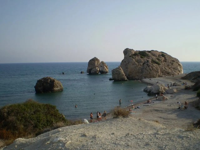 Aphrodite's Rock - Cyprus