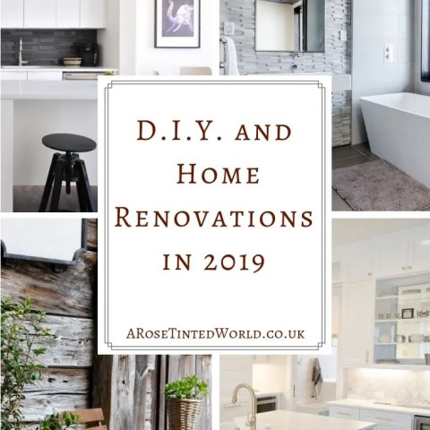 D.I.Y. and Home Renovations in 2019