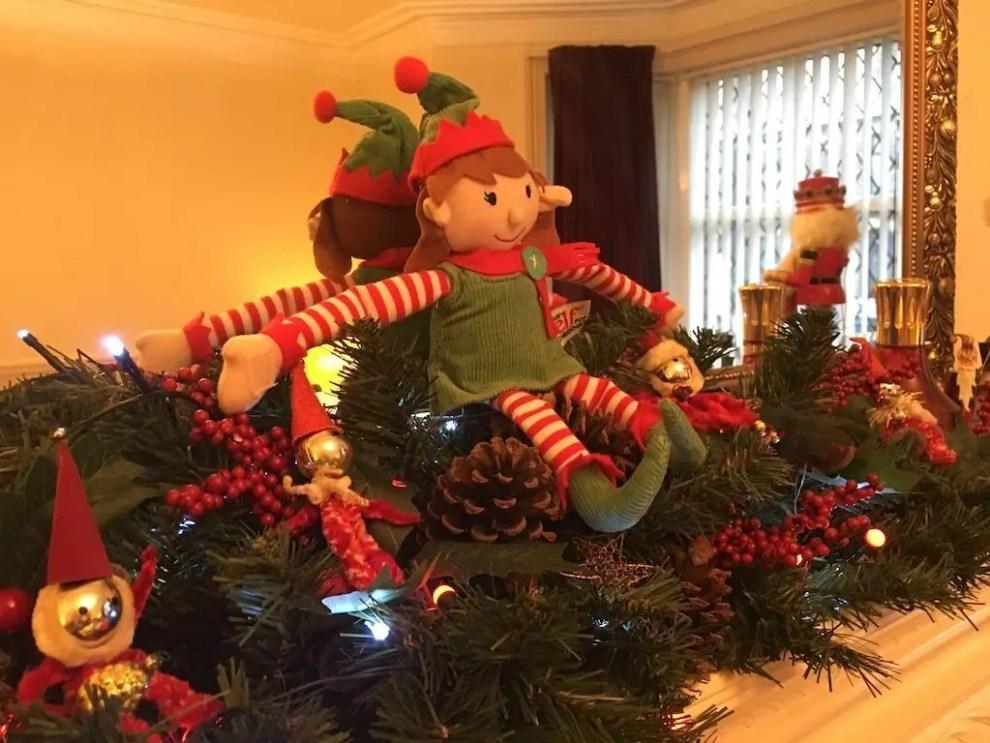 6th of December - elf hiding