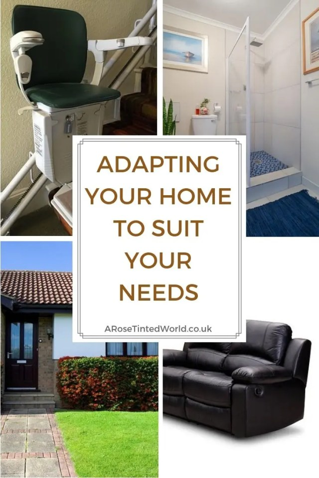 Adapting Your Home To Suit Your Needs