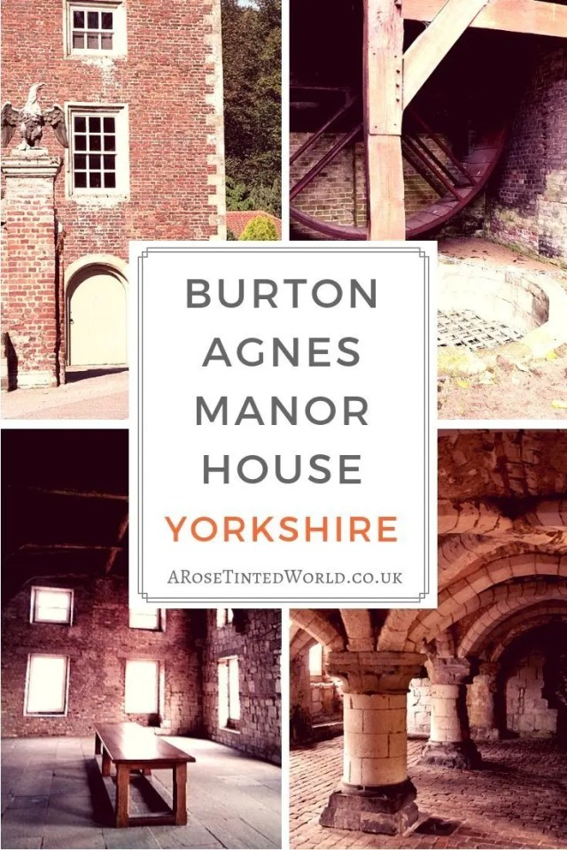 Days Out In Yorkshire with English Heritage - Burton Agnes