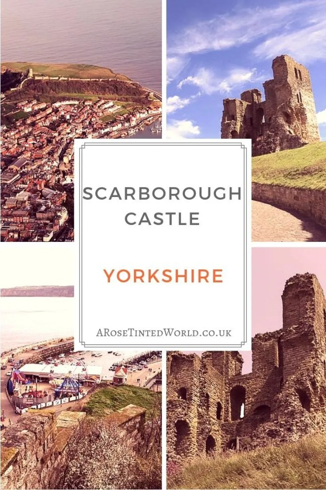 Days Out In Yorkshire with English Heritage - Scarborough Castle