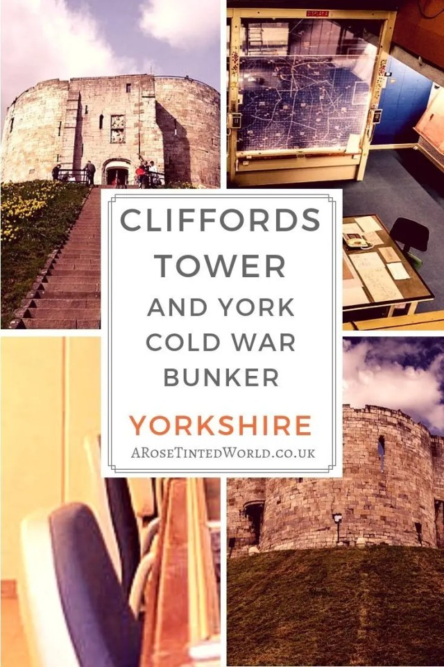Days Out In Yorkshire with English Heritage - Clifford's Tower